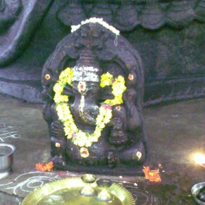 Ganesh in Bull Temple, Bangalore