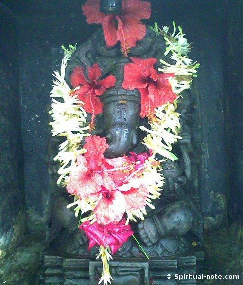Ganesh in Gandhinagar, Bangalore.